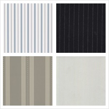 Ralph Lauren Wallcovering Book Stripe Library WP