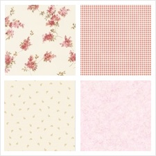 Norwall Wallcovering Collection Pretty Prints 4