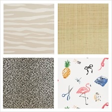 Kravet Wallcovering Collection Kate Spade Whimsies