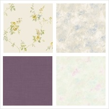 Norwall Wallcovering Collection Rose Garden 2