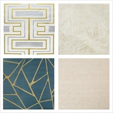 Kravet Wallcovering Collection Linherr Hollingsworth Boheme