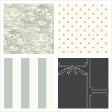 York Wallcovering Collection B65-Magnolia Home