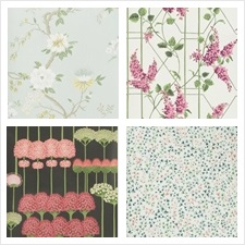 Cole & Son Wallcovering Collection Cole & Son Botanical Botanica