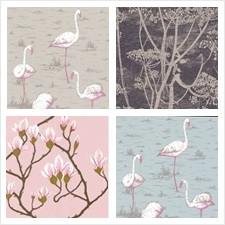 Cole & Son Wallcovering Collection Cole & Son New Contemporary