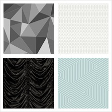 Cole & Son Wallcovering Collection Cole & Son Geometric