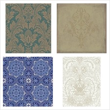 Cole & Son Wallcovering Collection Cole & Son Albemarle