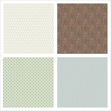 York Wallcovering Collection D25-Small Prints Resource Library