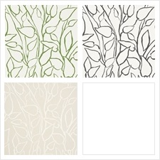 Schumacher Wallcovering Collection Freehand
