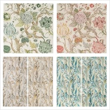 Lee Jofa Wallcovering Collection Manor House Wallpaper