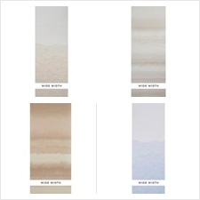 Schumacher Wallcovering Collection Aquarelle