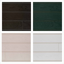 Phillip Jeffries  Wallcovering Collection Vinyl Shiplap