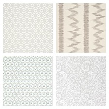 Baker Lifestyle Wallcovering Collection Denbury