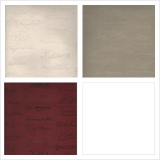 Andrew Martin Wallcovering Pattern Autograph
