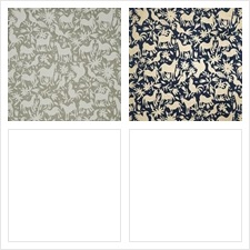 Andrew Martin Wallcovering Pattern Otomi
