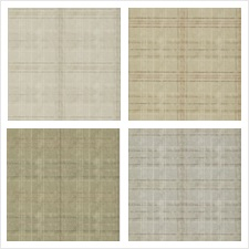 Mulberry Home Wallcovering Pattern Shetland Plaid