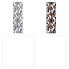 Schumacher Wallcovering Pattern Deco Diamonds