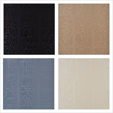 Schumacher Wallcovering Pattern Moire Wallcovering