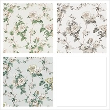 Schumacher Wallcovering Pattern Betty