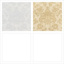 Schumacher Wallcovering Pattern Simone Damask Grasscloth