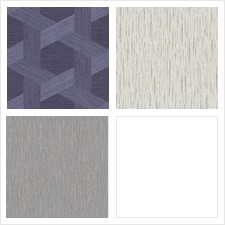 Phillip Jeffries  Wallcovering Pattern Vinyl Woven Sisal