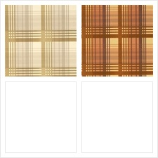 Mulberry Home Wallcovering Pattern Modern Tartan Flock
