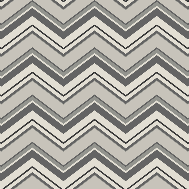 AB2149 Black White Chevron Wallpaper By York