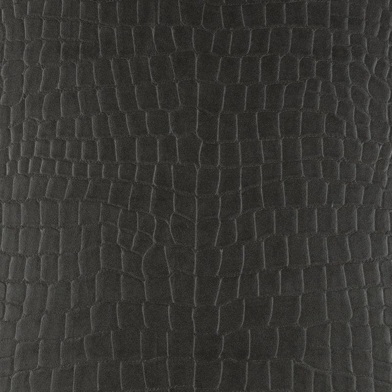 LWP40882W Yacare Crocodile Ebony By Ralph Lauren