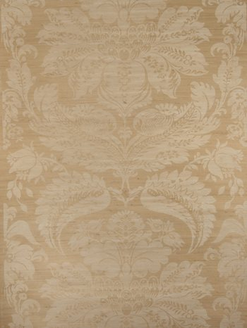 0665601 Townsend Jute Almond On Flax by Stroheim