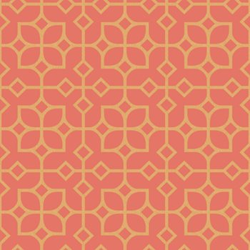 2697-78021 Maze Orange Tile by Brewster