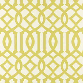 2707213 Imperial Trellis Citrine by Schumacher