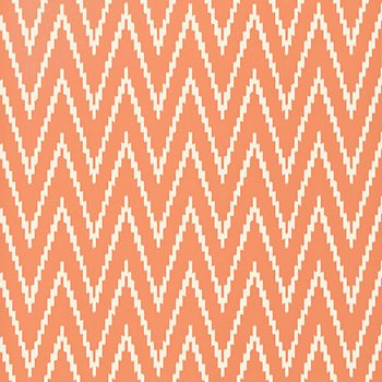 5005994 Kasari Ikat Terra Cotta by Schumacher