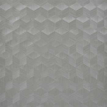 5009632 Chevron Inlay Birch by Schumacher