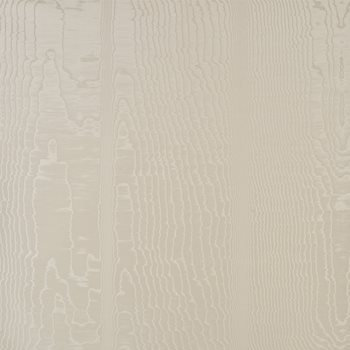 5009670 Moire Wallcovering Parchment by Schumacher