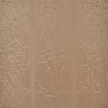 5009671 Moire Wallcovering Fawn by Schumacher