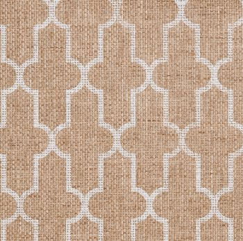 5147 Moroccan White On Japanese Paper Weave by Phillip Jeffries