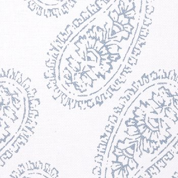 5922 Batik Chic Wedgewood On White Paperweave by Phillip Jeffries