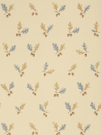 6333401 Oak & Acorn Blue by Stroheim