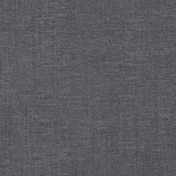 7824 Vinyl Herringbone Galway Grey by Phillip Jeffries