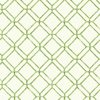 AT7046 Tropics Diamond Bamboo Wallpaper by York