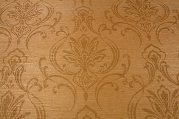 Cx1211 Candice Olson Dimensional Surfaces Scrolling Damask On Grcloth Wallpaper By York