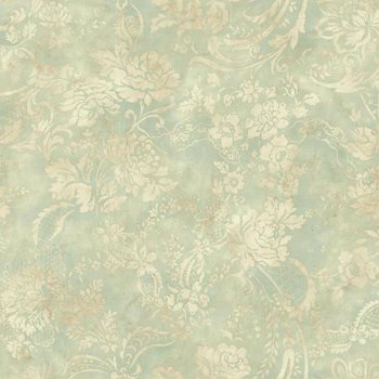 EM3833 Shimmering Topaz Textured Rose Wallpaper by York