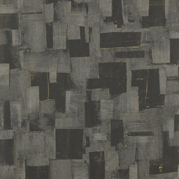 EW15018.985 Cubist Charcoal by Threads