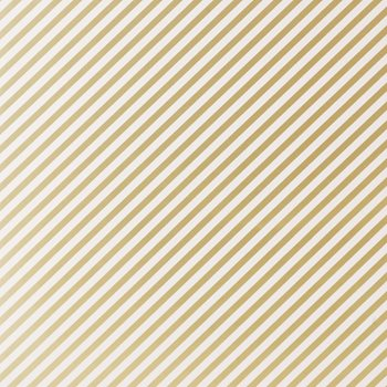 GWP-3308.46 Oblique Paper Gold/Ivory by Groundworks
