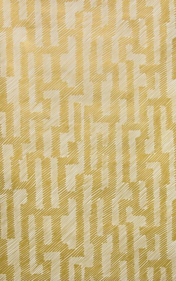 GWP-3702.140 Verge Paper Gilded/Ivory by Groundworks