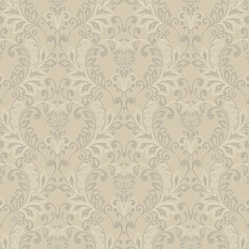 KC1810 French Dressing Lace Rococo Wallpaper By York