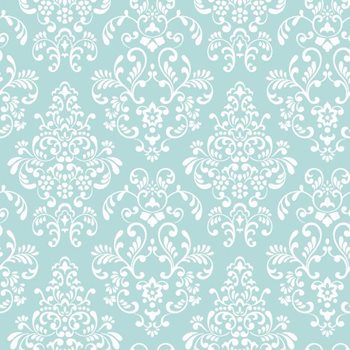 KD1757 Just Kids Delicate Document Damask Wallpaper By York