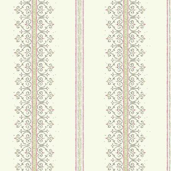 MS6411 Modern Shapes Radiant Filigree Wallpaper by York