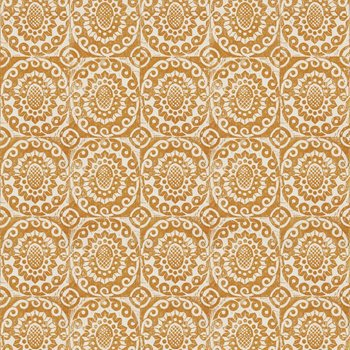 PBFC-3512.12 Pineapple Wall Tangerine by Lee Jofa