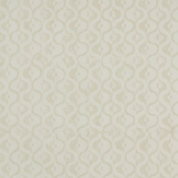 PBFC-3523.1 Small Medallion Wp Off White by Lee Jofa