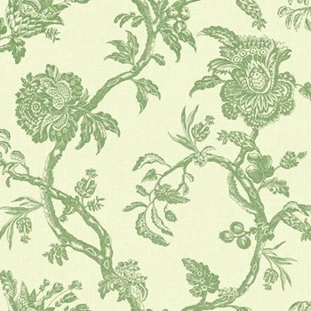 WL8688 Williamsburg II Arcadia Wallpaper by York